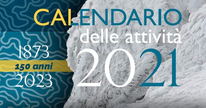 Calendario 2021 aggiornato